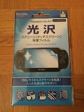 Official Sony Playstation PS Vita Glossy Screen Protector Film PCH-2000