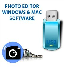 Photo Image Logiciel D'édition USB Alternative à Photoshop