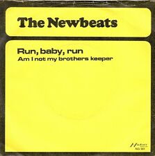 7inch THE NEWBEATSrun baby runHOLLAND EX  (S2861)