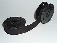 TYPEWRITER RIBBON ON TWIN METAL SPOOLS  OLD SCHOOL COTTON   A GREAT GIFT IDEA!