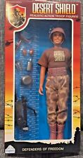 1991 Desert Shield Action Troop Figure #3 -Gunner