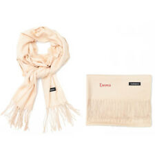 2e3a74f82 Personalised Name Cashmere Scarf Wrap Festival Gift Winter Warmer Shawl UK