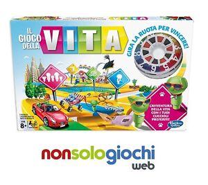IL GIOCO DELLA VITA E4304103 HASBRO -nuovo-italia