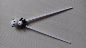 Chopsticks training for kids fun cartoon panda UK NEW various colors elephant