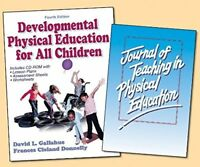 Developmental Physical Education for All Children Cleland-Donnelly
