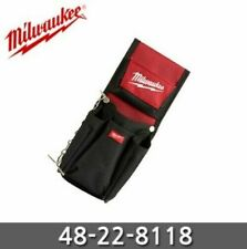 Milwaukee 48-22-8118 Tool Box Compact Utility 7 Pockets Belt Pouch Storage_NUU