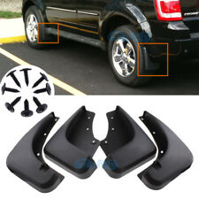 Pair Splash Guards Front Rear 2008-2012 For Ford Escape Mud Flaps OE Style
