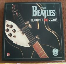 """BEATLES """"THE COMPLETE BBC SESSIONS"""" 9CD DELUXE BOX SET GREAT DANE LIKE MINT COND"""