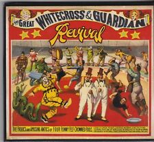 WHITECROSS & GUARDIAN - THE GREAT REVIVAL (*NEW-CD, 2017) Christian Metal
