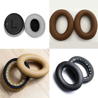 1 PAIR New Replacement Ear Pads Cushion Earpad Cover For BOSE QC15 QC25 QC35