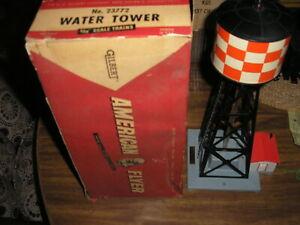 AF Postwar 23772 Bubbling Tower Works/OB