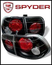 Spyder Honda Civic 96-98 4Dr Euro Style Tail Lights Black
