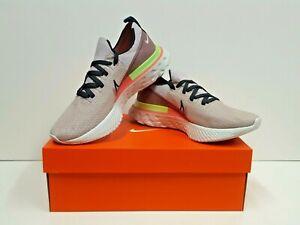 NIKE React Infinity Run Flyknit (CD4372 500) Women's Running Shoes Size 10 NEW