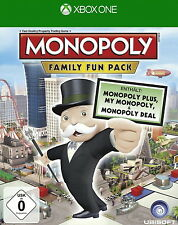 Monopoly Family Fun Pack (Microsoft Xbox One) article neuf scellé