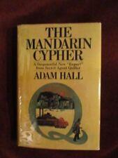 Adam Hall - THE MANDARIN CYPHER (Quiller) - 1st