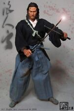 Collection 1/6 Ronin Yun Japanese Samurai Male Figure w/ Weapon Model Toy