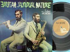 Lew Tabackin ORIG US LP Dual Nature EX '78 Inner City IC1028 Jazz Hard Bop