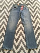 Vtg Levi's 501xx  28x32 Misses Jeans Button Fly Red Tab Blue Denim New with Tags