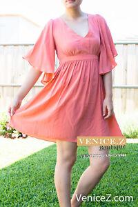 BNWT RRP$129.99 FOREVER NEW 100% Silk Karftan Batwing Dress Size 10