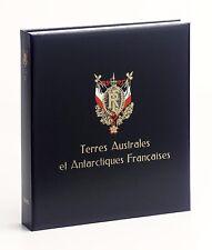 DAVO Luxery Hingless Album France Taaf II 2000-2017