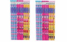 Party Favors Peppa Pig Character Authentic Licensed 24 Wood Pencils Pack