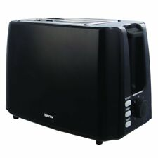 2 Slice Toaster, Black, Igenix IG3012