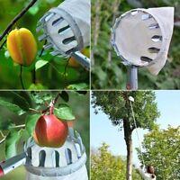 Obstpflücker Teleskopstiel Teleskopobstpflücker Teleskopstange Apfelpflücker Hei