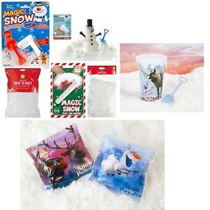 Magic Snow w Shovel,Artificial Snow Blanket,Snowflakes Kids Xmas Gift
