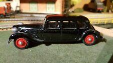 M DUBRAY CITROËN TRACTION 11 B 1939  voiture miniature au 1/43
