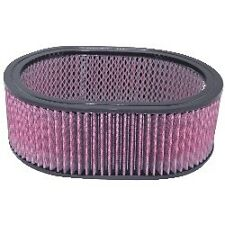 """290mm x 220mm Oval Reusable Cotton Filter Element 5"""" 18-204"""