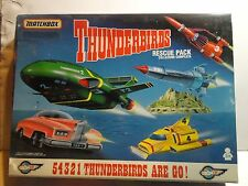 Matchbox Thunderbirds Rescue Pack Italian Issue VHTF