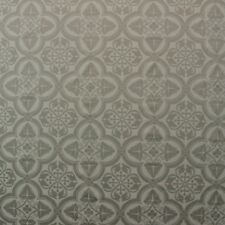 "COVINGTON DAMASK SILVER BLUE FLORAL JACQUARD 100% COTTON FABRIC BY THE YARD 54""W"