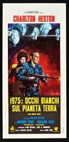 L141:1975 :o Cchi White Sul Planet Earth Charlton Heston Zerbe Cash