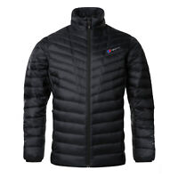 Berghaus Tephra Reflect Down Mens Insulated Outdoor Jacket Black - L