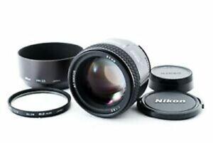 [Mint] Nikon AF Nikkor 85mm f 1.8 D 1.8D Portrait Prime Lens from JAPAN