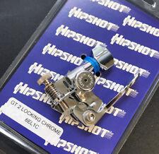 Hipshot GT2 LOCKING Guitar Xtender Key Extender D-Tuner X-Tender - CHROME