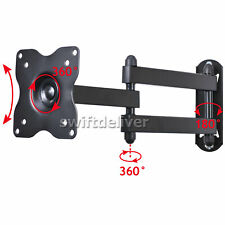 """LED TV Monitor Wall Mount for some LG Vizio DELL Samsung 22"""" 24 27 28 29 30"""" W2A"""