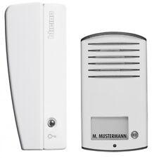 BTIC Sprechanlagen-Set LINEA2000 AP Einfamilien Audio alu