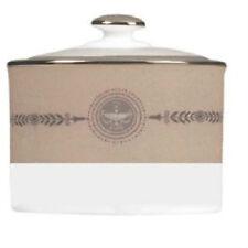 Wedgwood Laurel Delphi Sugar Bowl & Lid Bone China New Made in England Last One!