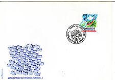 Liechtenstein Sobre Primer día año 1991 (BI-615)