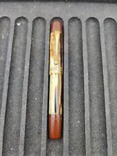 More details for rare vintage fountain pen pelikan 101 n tortoise shell