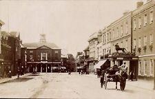 High Wycombe. High Street. Horse & Cart.