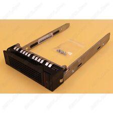 "New 3.5"" HDD Tray 03X3969 31052813 Lenovo RD640 RD630 RD540 03X3835 US-Seller"