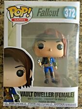 Funko Pop! Games Fallout Vault Dweller Female # 372 Standard Multicolor NEW