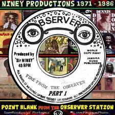 NINEY THE OBSERVER REVIVAL MIX CD PART 1