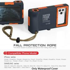 Universal Phone Waterproof Case Underwater Diving Camera Cover For iPhone 11 Pro