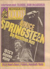 MAGAZINE OOR 1978 nr. 18 - BRUCE SPRINGSTEEN / BLONDIE / SEXPISTOLS
