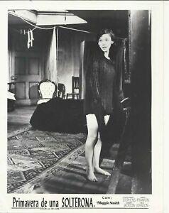 PAMELA FRANKLIN SEXY BARE FEET  10X8 VINTAGE PHOTO   PRIME OF MISS JEAN BRODIE