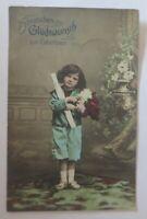 Geburtstag, Kinder, Mode, Blumen, 1907 ♥ (33780)