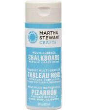 Martha Stewart Crafts 6 oz Clear Chalkboard Paint, Set of 3, 18 oz Total